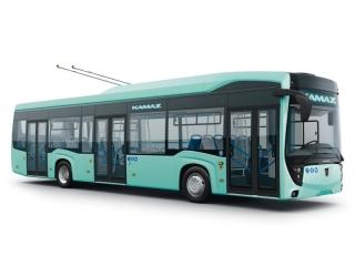 Автобус КАМАЗ 62825